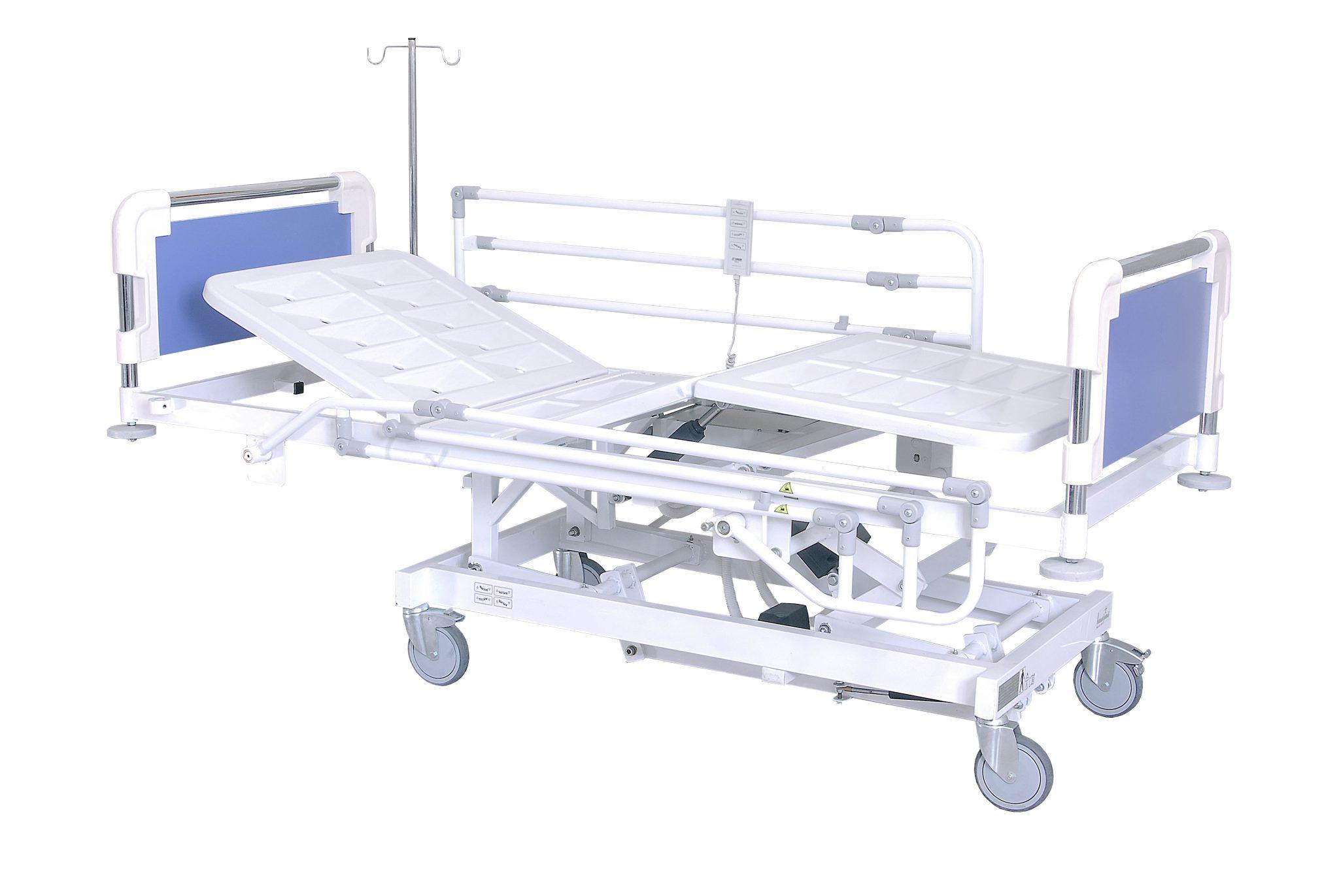تخت بیمارستانی برقی