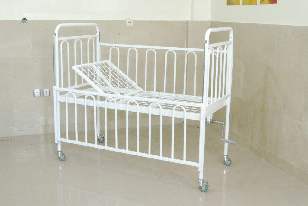 تخت بیمارستانی اطفال