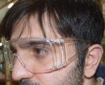 عینک محافظ چشم پزشکی مدل O100