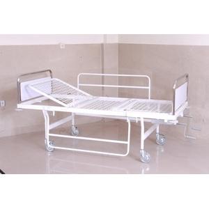 تخت بیمارستانی-تخت دو شکن رویه توری F16
