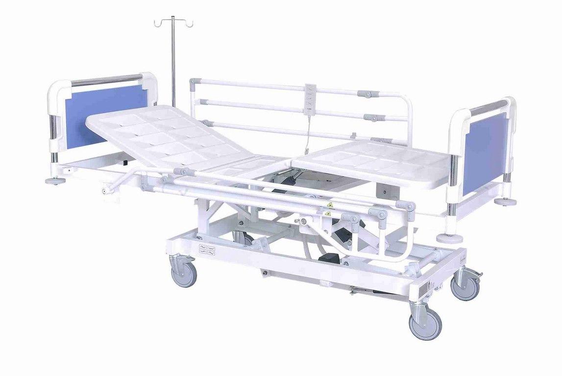تخت بیمارستانی سه شکن الکتریکی