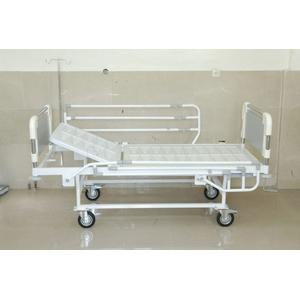 تخت بیمارستانی-تخت یک شکن رویه فایبر A10