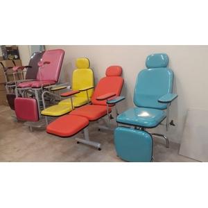 صندلی خونگیری آزمایشگاهی دو تکه